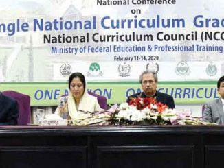 Single National Curriculum Pakistan