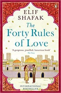The Forty Rules of Love, Summary and Book Review by Elif Shafak