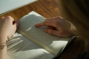 Reading will make your best self