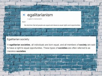 What is an Egalitarian Society?