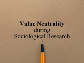 Value Neutrality in Sociological Research