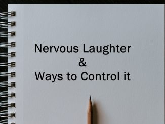 Nervous laughter and how to control it
